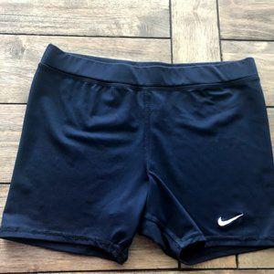 Navy Blue Dri-Fit Nike Spandex